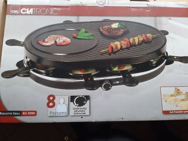 Raclette - grill RG 3090 grill elektryczny