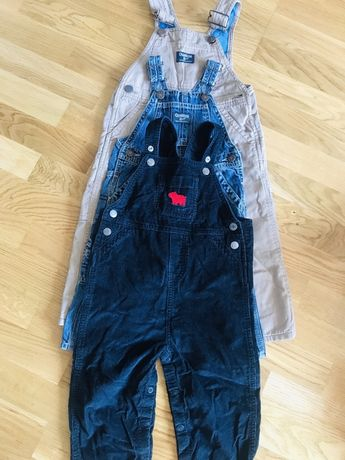 Комбінезон, штани, джинси, вельвети, штани. Розмір 12 і 24 місяці