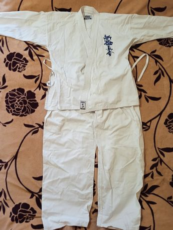 Продам Кимоно куртку и штаны 100% хлопок