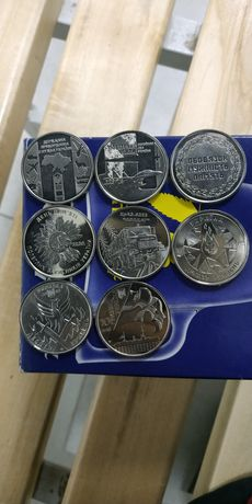 "Обменяю любую монету 10грн.из фото на 10грн ""Киборги"""