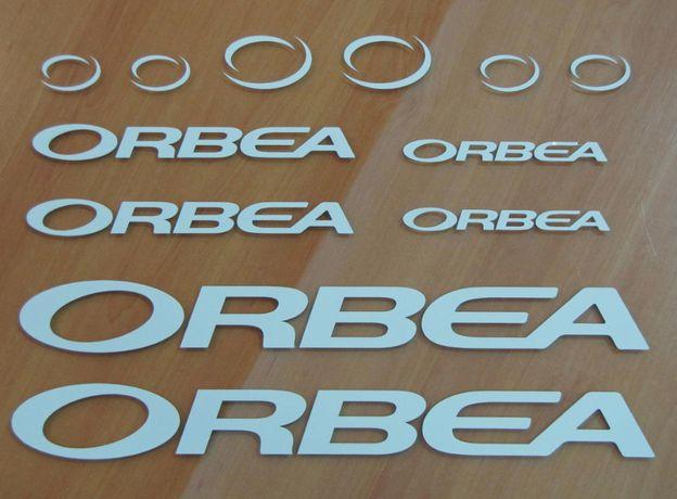 Orbea kit autocolantes bicicleta