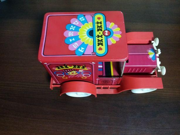 Машинка Цирк старинная