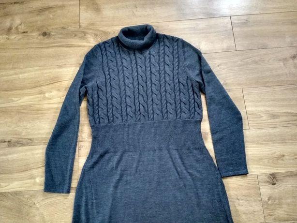 Golf XL 42 sukienka tunika sweter