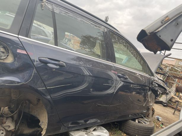 Крышка багажника, дверь Volkswagen Golf