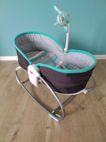 Tiny Love Wielofunkcyjny leżaczek-bujaczek z funkcją krzesełka 3w1