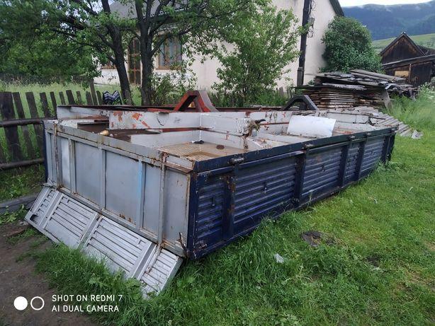 Продам кузов самосвал з підрамником на ЗИЛ 131 зіл 130 Урал камаз маз