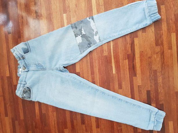 Spodnie dla chlopca rozm.140 cm