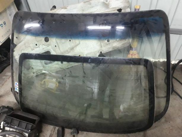 Стекло заднее, дверные GM Авео Т200, Т250, Вида