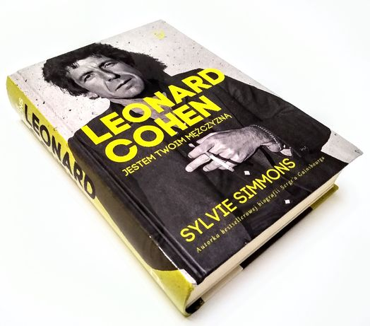 S. Simmons - Leonard Cohen. Jestem twoim mężczyzną