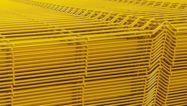 Panel ogrodzeniowy panele ogrodzeniowe 3d podmurowka słupek obejmy