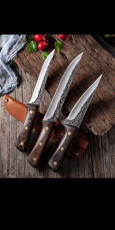 Набор ножей ШЕФ-ПОВАРА ручной работы