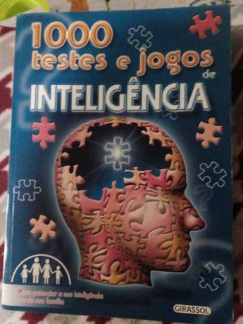 Livro de jogos e testes