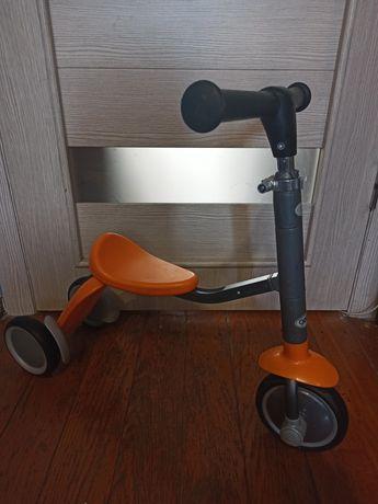 Самокат велобег Geoby