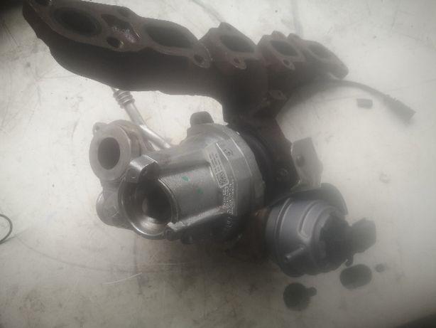 Turbina Skoda Octavia 1,6 TDI