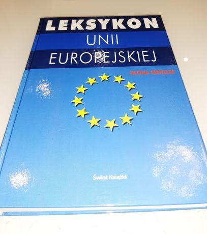 Leksykon Unii Europejskiej Iwona Kienzler