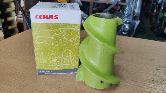 Ślimak rotora przystawki kukurydzy CLAAS - NOWY - FAKTURA FV