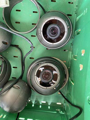 Zestaw kamer z dyskiem i rejestratorem