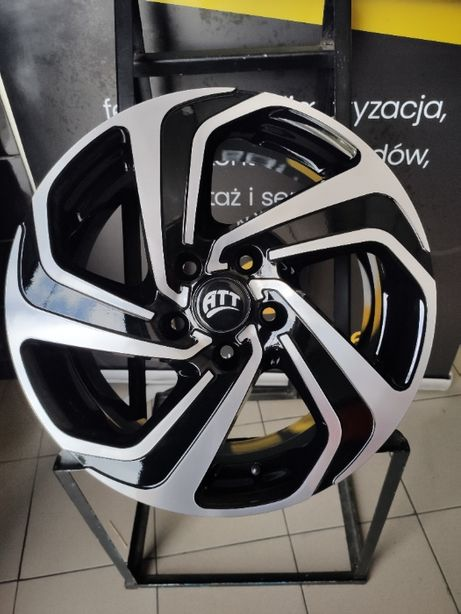 Felgi Aluminiowe NOWE!!! ATT 635P 16'', 5x114,3 Lexus, Renault, Toyota