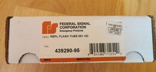 Federal Signal Corp Zamienna lampa błyskowa stroboskopowa zarowka