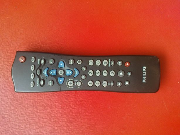 Pilot do Philipsa 4 in One Aux, Sat, Tv, VCR Jak nowy