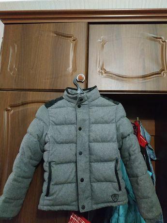 Зимняя фирменная куртка Benetton