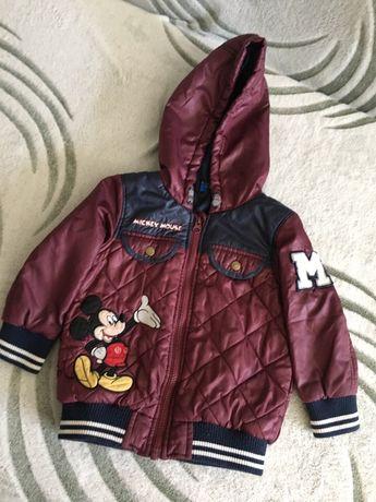 очень класснаяа курточка George Disney 2-3 года