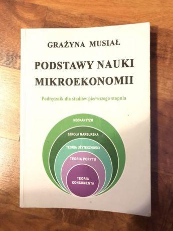 Podstawy nauki mikroekonomii