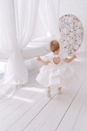 Детское платье годик