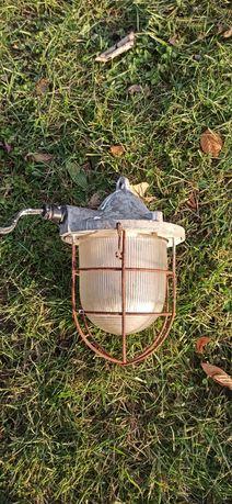 Stare lampy przemysłowe