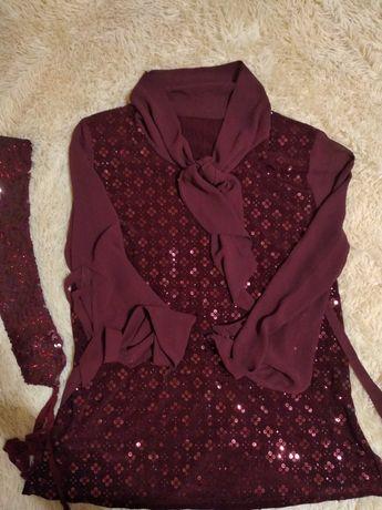 Кофта, рубашка нарядная женская