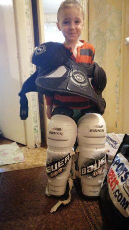 Зашитка для хокея