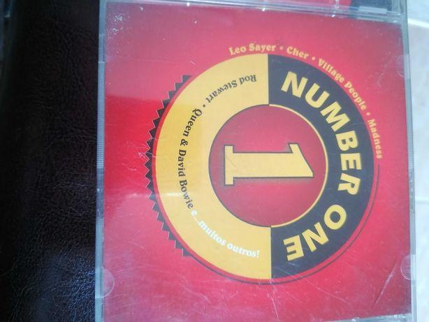 CD Number 1