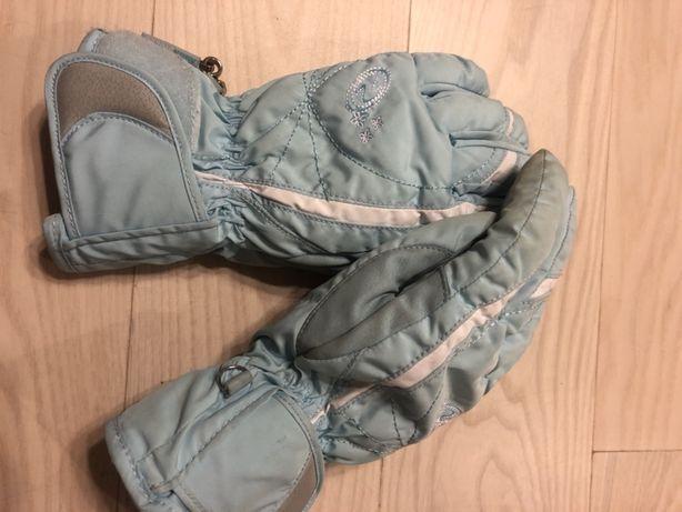 Używane rękawiczki zimowe narciarskie/ snowboardowe