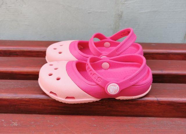 Crocs кроксы сабо балетки босоножки С 7 24 р. 14 см