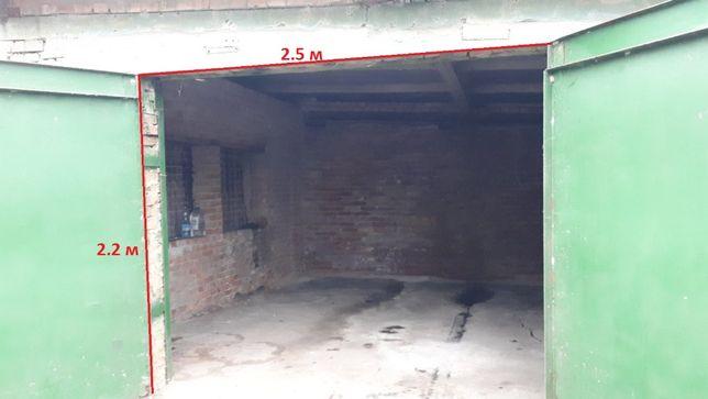 Аренда капитального гаража в кооперативе, район Питомника