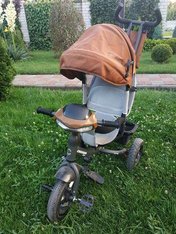 Велосипед детский трёхколёсный Azimut crosser