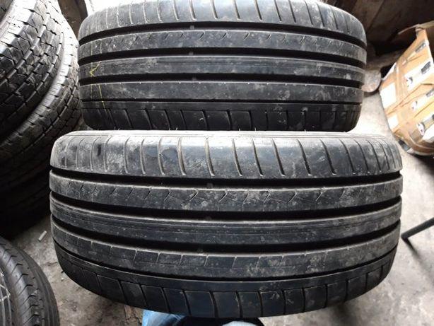 шини літо 245 45 R19 Dunlop Sp Sport Maxx GT бу 6mm
