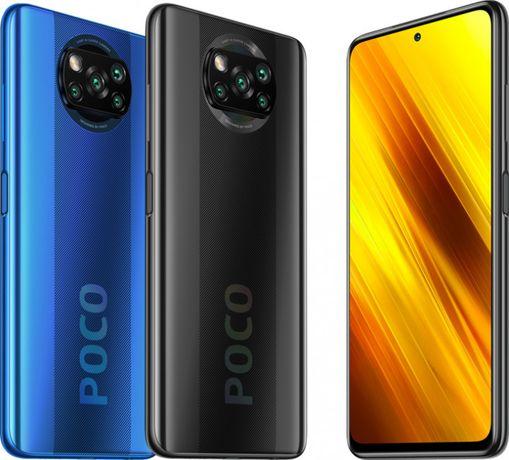 Xiaomi Poco X3 NFC 6/128GB Grey/Blue Global Version