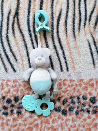 Zawieszki/ zabawki do wózka z grzechotkami dla niemowląt