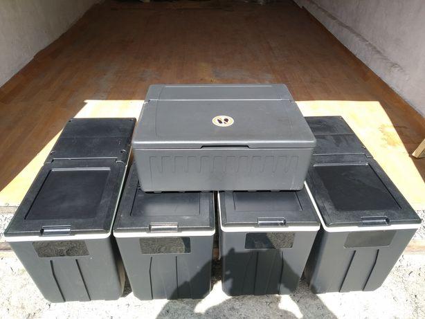 Атотохолодильник холодильник Мерседес Актрос євро 5 12-24 вольт