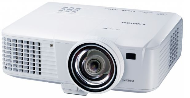 Rzutnik- Projektor Canon LV-X310ST