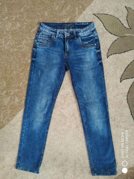 Джинсові штани для підлітка