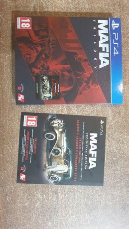 Gra ,,Mafia Trilogy,,na PS4