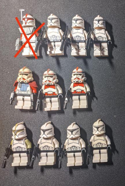 Klony LEGO star wars