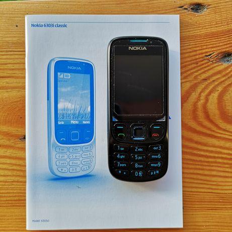 Nokia 6303 nieużywana