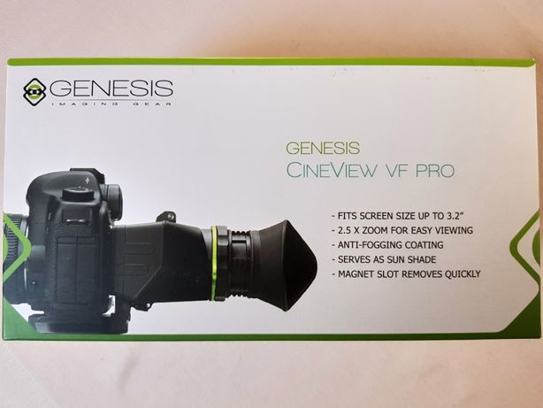 Genesis CineView LCD Viewfinder Pro 3-3.2