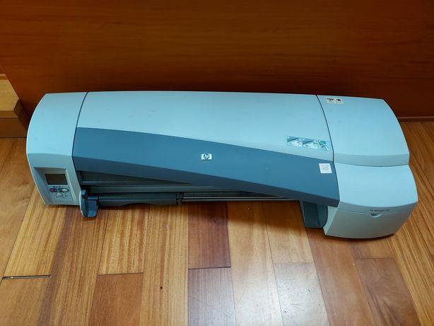 Impressora de grande formato - avaria no firmware