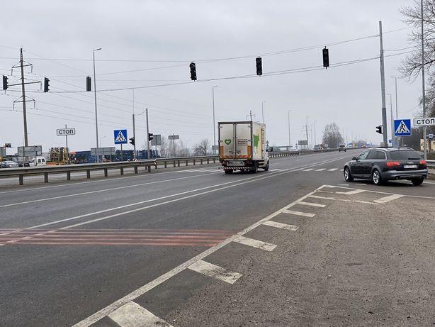 Путровка участок промышленность Одесская Трасса 22 км от Киева 5.8 га