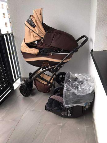 Wózek dziecięcy TUTEK + fotelik KIDDY Evolution Pro 2
