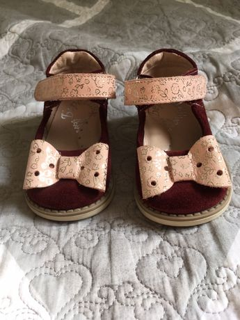 Туфлі, каблук Томаса, натуральна шкіра, туфли, туфельки